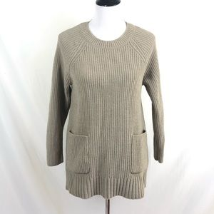 Soft Surroundings soft tunic sweater petite small